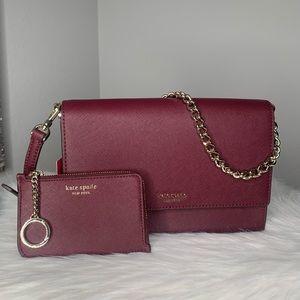 Kate Spade Cameron Convertible Crossbody Bag Set